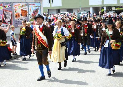 Musikfest Fieberbrunn 2017